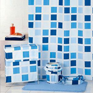Фото - Штора для ванной Milardo Fresco 180x200 см (SCMI020P) штора для ванной комнаты milardo checked fresco scmi020p