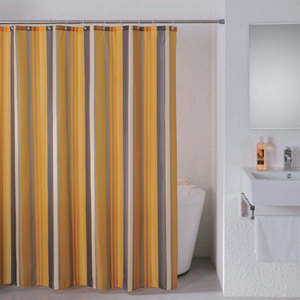 Штора для ванной Milardo Quiet Stripes 180x200 см (710P180M11) цена