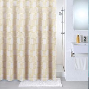 Штора для ванной Milardo Brick wall 180x180 см (533V180M11)