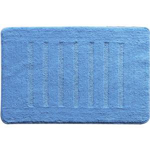 Коврик для ванной Milardo Blue lines 50x80 см (MMI182M)