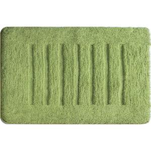 Коврик для ванной Milardo Green lines 50x80 см (MMI181M)
