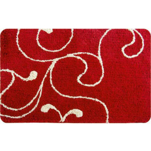 Коврик для ванной IDDIS Flower Lace 60х90 см (411M690I12)