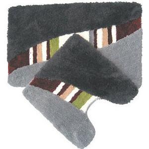 Набор ковриков для ванной IDDIS Set Acrylic 50x80 и 50x50 см (MID170AS) desktop acrylic rostrum lectern podium pulpit lectern for class room acrylic desk top lectern speaking room lectern