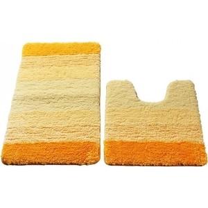 Коврики для ванной и туалета IDDIS Yellow Gradiente 50x80 50x50 см (551M580i13)