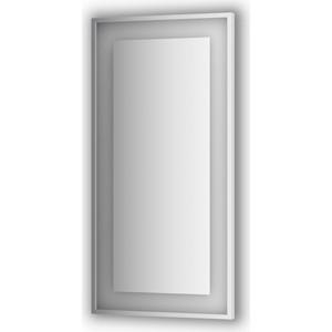 Зеркало в багетной раме поворотное Evoform Ledside со светильником 26,5 W 60x120 см (BY 2214)