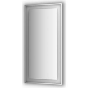 Зеркало в багетной раме поворотное Evoform Ledside со светильником 38 W 80x160 см (BY 2216)