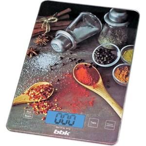 Весы кухонные BBK KS100G чер