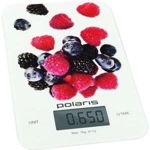 Весы кухонные Polaris PKS 0740DG Berries