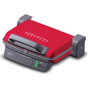 Электрогриль Sinbo SSM 2536 красный электрогриль sinbo ssm 2536 черно красный