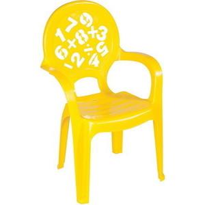 Детский стул Pilsan Baby Armchair желтый (03-412) pilsan каталка crazy car