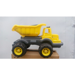 все цены на Самосвал Pilsan Rock Dump цвет желтый (06-607) онлайн