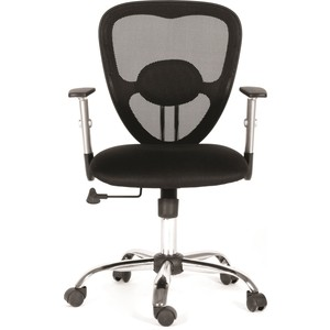 Офисное кресло Chairman 451 TW-11 черный
