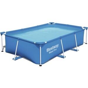 Каркасный бассейн Bestway 56403 прямоугольный 259х170х61 см