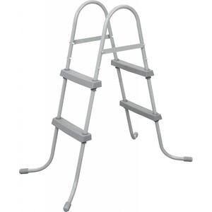 Лестница для бассейна Bestway 58430 бассейнов до 84см, 2 ступеньки, без площадки