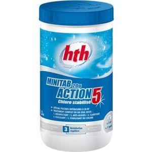 Многофункциональные таблетки HTH C800702H1 по 20гр 5 в 1 (1,2кг)