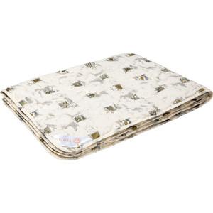 Полутороспальное одеяло Ecotex Золотое Руно 140х205 (4607132571567) сг007 я люблю венецию силуэты города золотое руно золотое руно