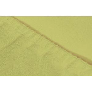 Простыня Ecotex махровая на резинке 90х200х20 см (4670016952387)
