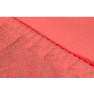 Простыня Ecotex махровая на резинке 140х200х20 см (4670016952646) простыня махровая fiera di venezia 200х220