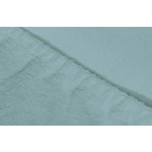 Простыня Ecotex махровая на резинке 160х200х20 см (4670016952554)