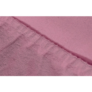 Простыня Ecotex махровая на резинке 160х200х20 см (4670016952608)