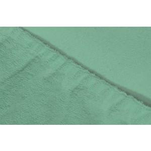 Простыня Ecotex махровая на резинке 180х200х20 см (4670016952714) простыня ecotex на резинке трикотажная 180х200х20 голубая прт18голубой