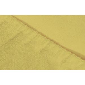 Простыня Ecotex махровая на резинке 180х200х20 см (4670016952363) простыня ecotex на резинке трикотажная 180х200х20 голубая прт18голубой