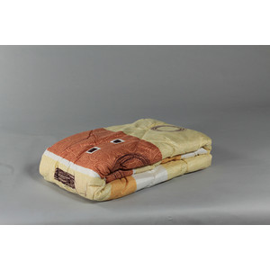 Полутороспальное одеяло Ecotex Овечка облегченное 140х205 (4607132570218)