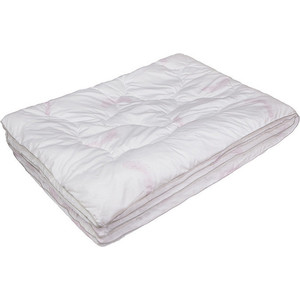 цена Двуспальное одеяло Ecotex Лебяжий пух-Комфорт 172х205 (4607132574704) онлайн в 2017 году