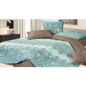 Комплект постельного белья Ecotex Семейный, сатин, Персей (4670016953551)