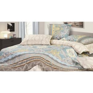 цена Комплект постельного белья Ecotex Семейный, сатин, Кардинал (4680017866422) онлайн в 2017 году