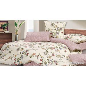цена Комплект постельного белья Ecotex Семейный, сатин, Флоренция (4670016956033) онлайн в 2017 году