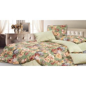 цена Комплект постельного белья Ecotex 1,5 сп, сатин, Пенелопа (4680017861106) онлайн в 2017 году