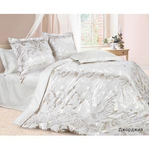 Комплект постельного белья Ecotex Евро, сатин-жаккард, Джорджия (4670016951526) комплект постельного белья ecotex евро сатин жаккард аметист кэмчаметист