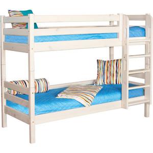 Детская кровать Мебельград Соня с прямой лестницей вариант 9