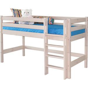 Детская кровать Мебельград Соня с прямой лестницей вариант 11
