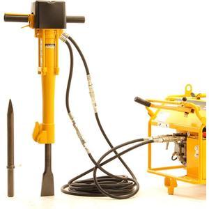 Отбойный молоток гидравлический Caiman BH161V Билибино где купить дешевый инструмент