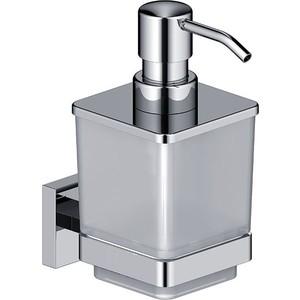 Дозатор для жидкого мыла Timo Selene стекло, хром (10039/00)