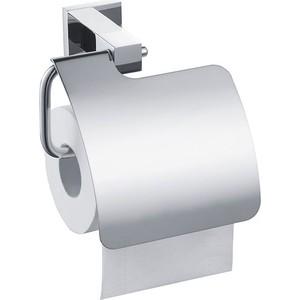 Держатель туалетной бумаги Timo Selene с крышкой, хром (10042/00)