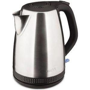 Чайник электрический Scarlett SC-EK21S46 серебристый/черный бритва scarlett sc sh65r55 черный