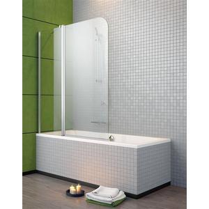 цены Шторка на ванну Radaway EOS II PND 110/L прозрачное, хром, левая (206211-01L)