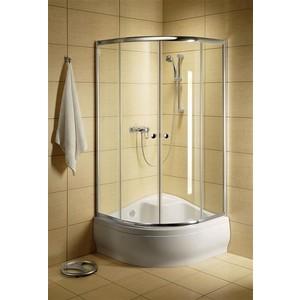 Душевой уголок Radaway Classic A 170, 80x80 (30011-01-01) стекло прозрачное