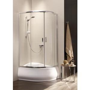 Душевой уголок Radaway Premium Plus E 170, 100x80 (30481-01-01N) стекло прозрачное