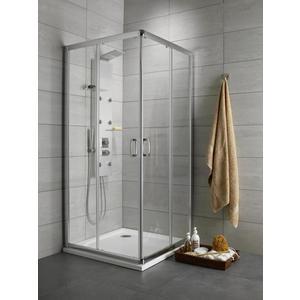 Душевой уголок Radaway Premium Plus D, 90x100 (30436-01-01N) стекло прозрачное
