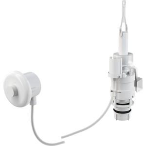 Кнопка пневматического смыва на расстоянии AlcaPlast ручное управление, белая, монтаж: в стену (MPO10)