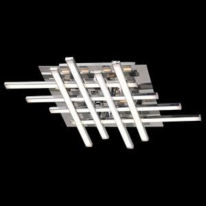 цена на Потолочный светодиодный светильник Eurosvet 90020/8 хром