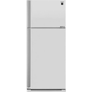 лучшая цена Холодильник Sharp SJXE59PMWH