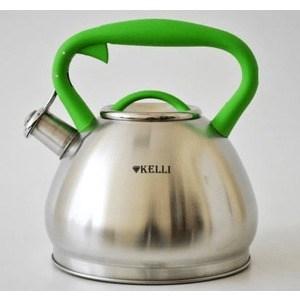 Чайник 3 л Kelli KL-4319 зеленый