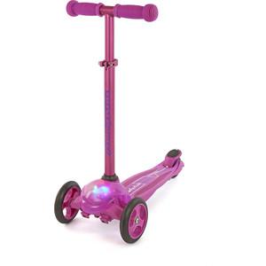 Самокат Moby Kids розовый (64962)