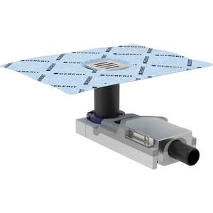 Душевой трап Geberit CleanLine в комплекте с решеткой, для стяжки пола 65-90 мм (154.052.00.1)