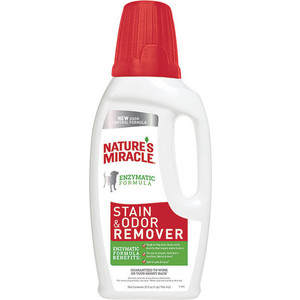 Спрей 8in1 Natures Miracle Stain & Odor Remover уничтожитель пятен и запахов для собак 945мл